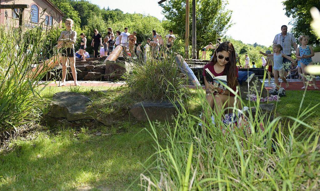 Enzauen Park