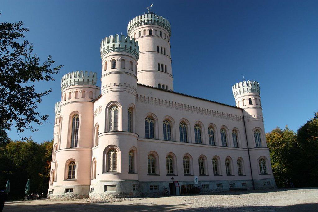 Granitz Castle