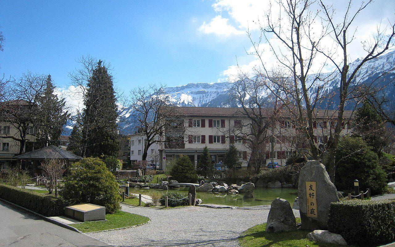 Japanischer Garten Interlaken
