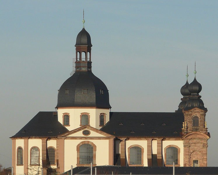 Jesuit Church Mannheim