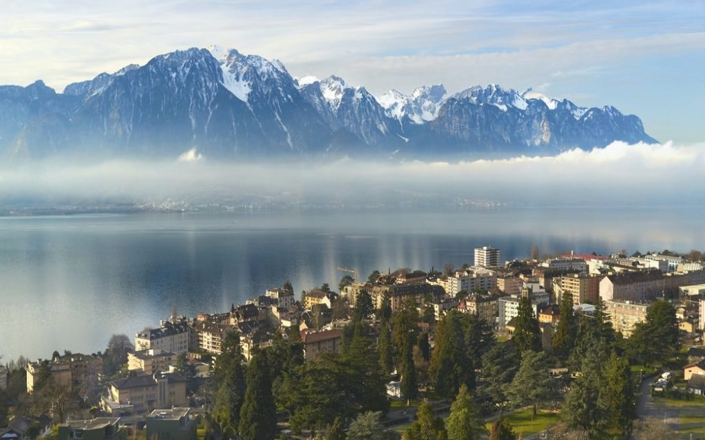 Things to do in Montreux Switzerland