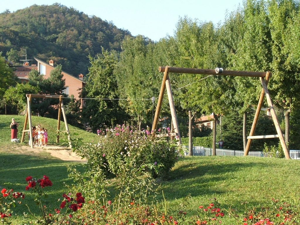 Parco giochi Al Burbaglio, Muralto