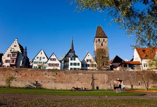 Stadtmauer Ulm