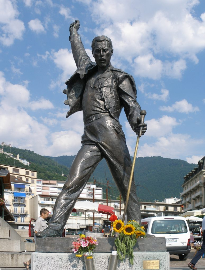The Freddie Mercury Memorial