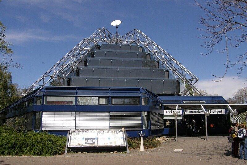 Carl-Zeiss-Planetarium in Stuttgart