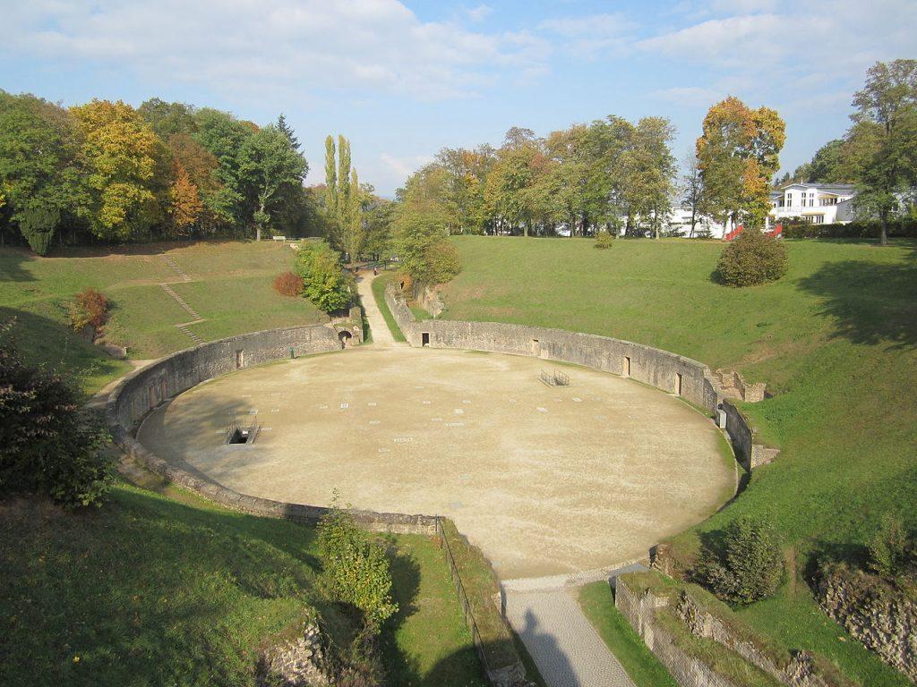 Amphitheater Trier