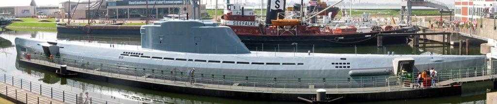 Wilhelm Bauer U-boat