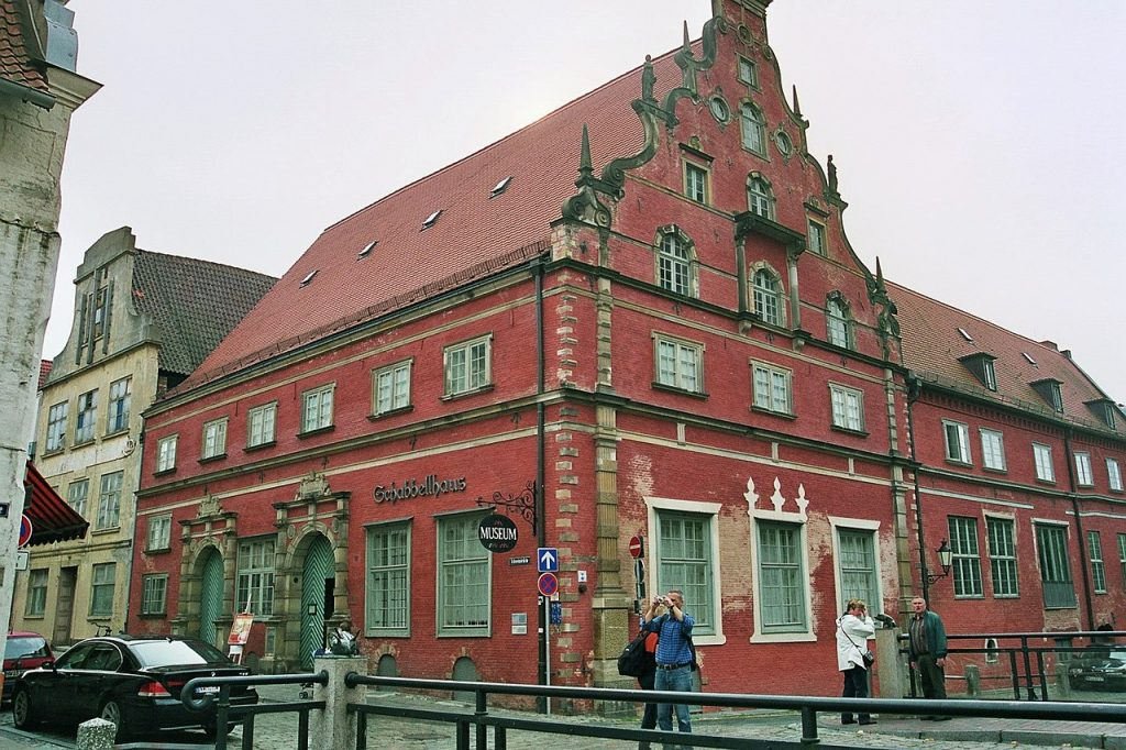 Schabbellhaus city museum