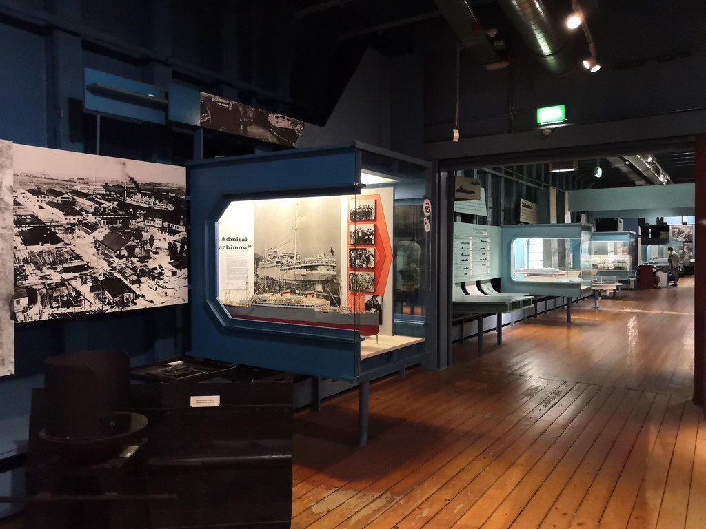 Schifffahrtsmuseum Rostock