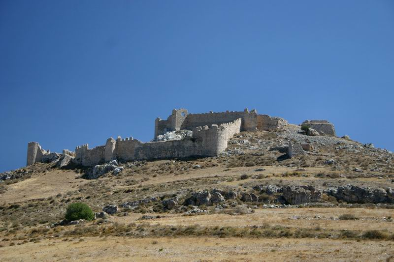 Larissa Castle of Argos