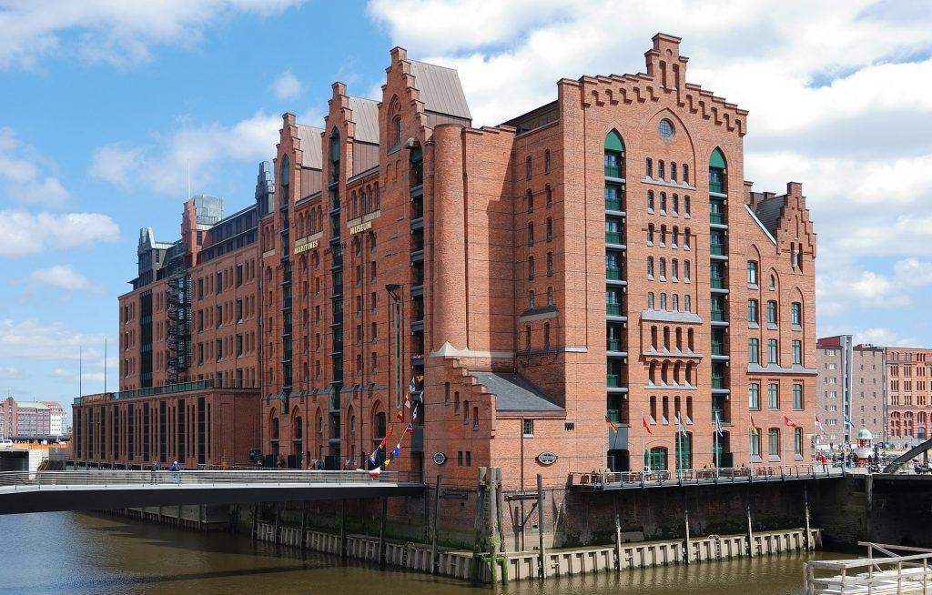 Internationales Maritimes Museum Hamburg