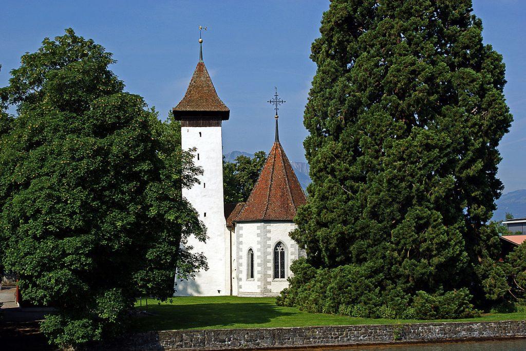 Scherzligen Church