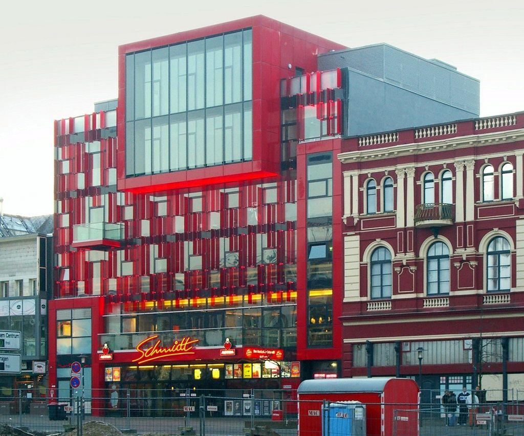 Schmidt Theater in Hamburg