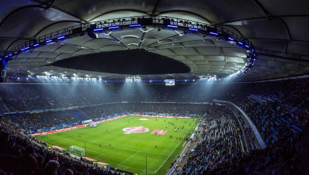 Volkspark stadium